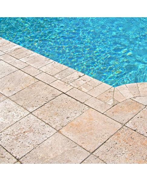 Awesome plage piscine travertin ideas - Plage piscine pierre naturelle ...