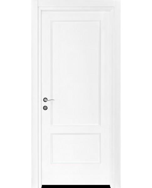 Blocporte Porte Dintérieur GOLD En Finition Laque Blanc Mat - Porte laquée blanc