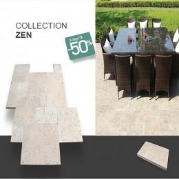 Dalle 3cm en pierre naturelle ZEN