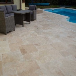 Carrelage Travertin MEDIUM, choix commercial