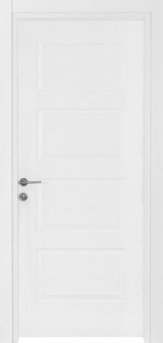 Bloc-porte d'intérieur PRESTIGE en finition blanc