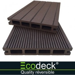 Lame de terrasse Premium brun