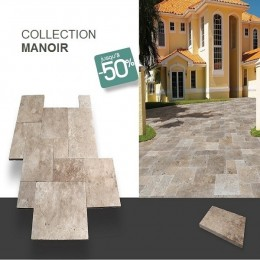Dalle en pierre naturelle MANOIR